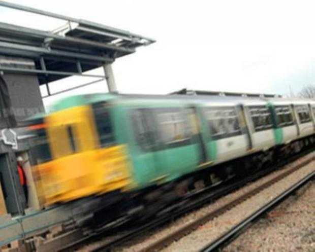 Miserable return to work for Sussex commuters as weather takes toll