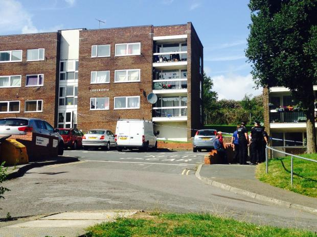 UPDATED: Man dies after falling from third floor window